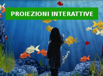proiezioni interattive